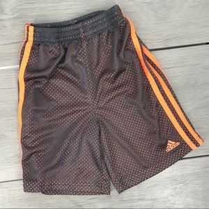 Adidas athletic kids boys shorts size 7
